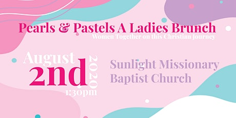 Pearls & Pastels: A Ladies Brunch tickets