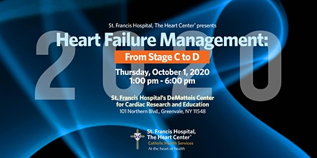 Heart Failure Management: From Stage C to D tickets