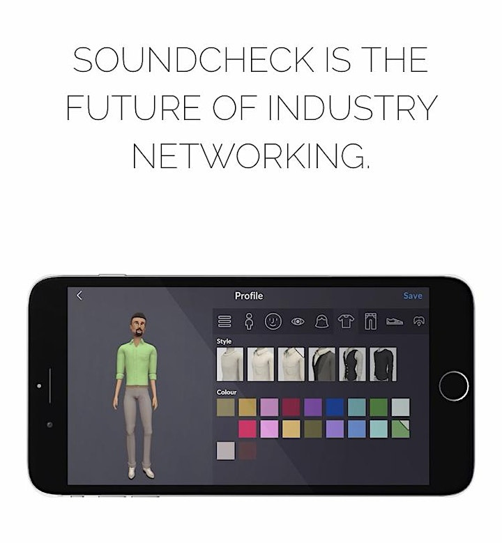 Soundcheck: An Interactive Music Experience image