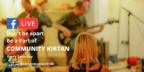 Community Kirtan: don't be apart, be a Part of! tickets