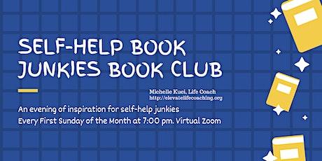 Self-Help Book Junkies Book Club tickets