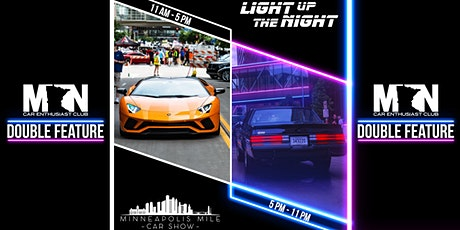 Minneapolis Mile and Light Up the Night Show 2020 tickets