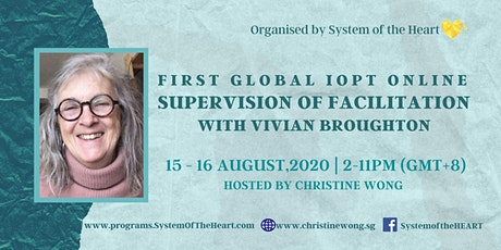 Facilitation Supervision with Vivian Broughton ONLINE tickets