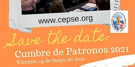 CUMBRE DE PATRONOS 2021 entradas