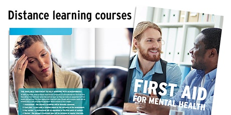 NUCO First Aid for Mental Health Level 2 – Online Course (1 Day) tickets