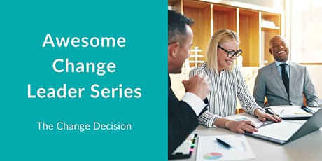 Awesome Change Leader Series (5-sessions) tickets