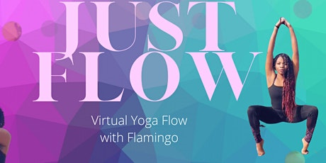 Flow From Home: Virtual Yoga Fitness tickets