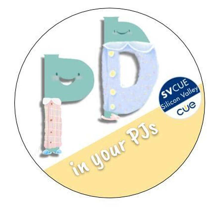 SVCUE  PD in Your PJs - January 2021 image