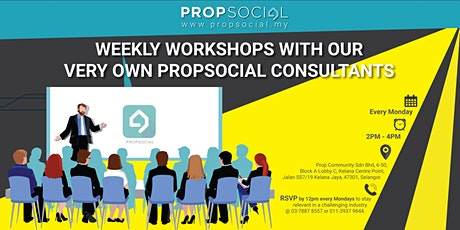 FREE Weekly Workshops to Enhance Your Business tickets