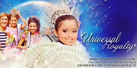 Universal Royalty Beauty Pageant: Win $10,000 In CASH tickets