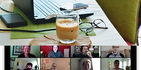 Free! Virtual Coworking - Monday Morning Coffee-Chat & Get Work Done! tickets
