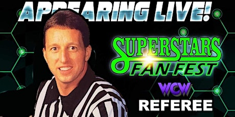 Billy Silverman WCW Legendary Referee at Superstar tickets