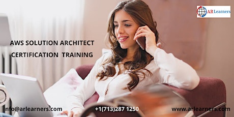 AWS Solution Architect Certification Training Course In Augusta, ME,USA tickets