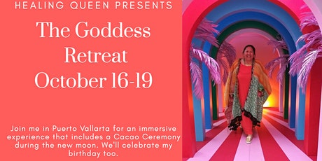 The Goddess Retreat boletos