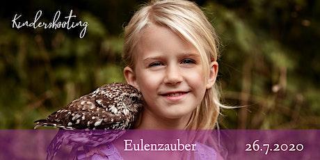 "Kindershooting ""Eulenzauber"" Tickets"