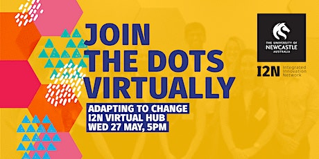 Join the Dots Virtually - Adapting to Change tickets