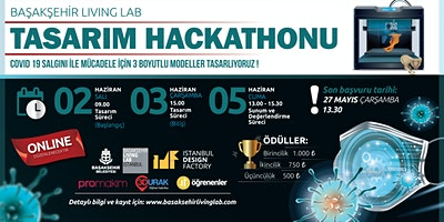 Başakşehir Living Lab Tasarım Hackathonu: Covid