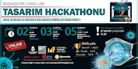 Başakşehir Living Lab Tasarım Hackathonu: Covid – 19 Salgını ile Mücadele tickets
