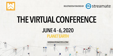 ClickDealer presents Webmaster Access 2020: The virtual conference tickets