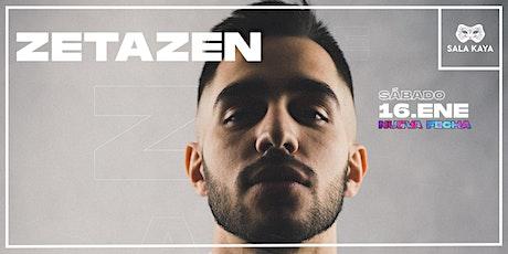 Concierto de Zetazen - Sala Kaya (Madrid) tickets
