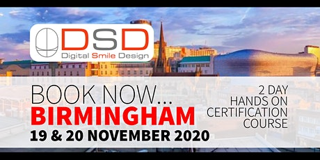 Digital Smile Design Hands On Certification Course tickets