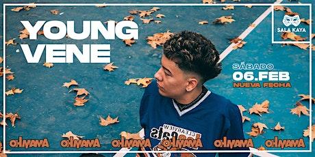 Concierto de Young Vene - Sala Kaya (Madrid) tickets