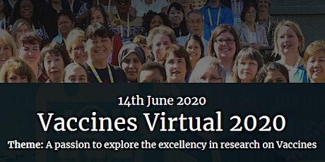 Vaccines Virtual 2020 tickets