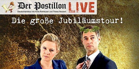 Postillon LIVE Tickets