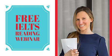 FREE IELTS READING - List of Headings tickets
