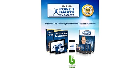 Master The Power Habits® by Noah St. John-The Best You Online-1 Month FREE