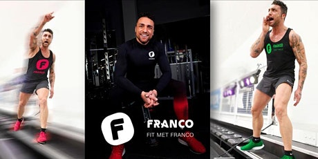 Fit-Food-Fun Challenge by Franco 19 uur tickets
