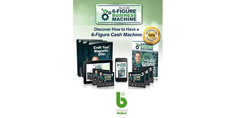 6-Figure Business Machine by Noah St. John-The Best You Online-1 Month FREE