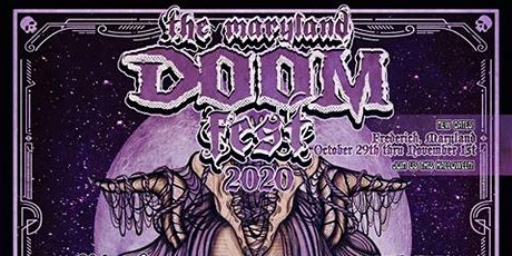 Md DooM Fest 2020 Weekend  Passes tickets