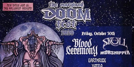 MDDF 2020 NIGHT TWO-Blood Ceremony tickets