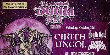 MDDF 2020 NIGHT THREE-Cirith Ungol tickets