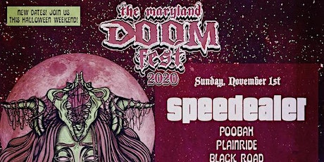 MDDF 2020 NIGHT FOUR-Speedealer tickets