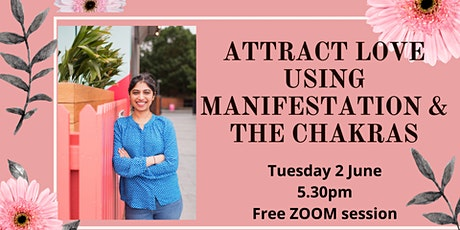 Attract Love Using Manifestation And The Chakras tickets