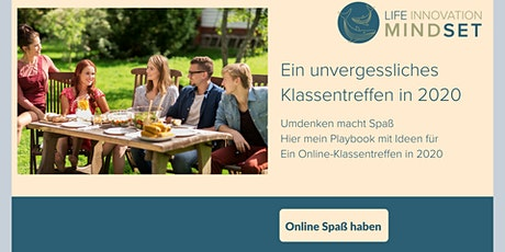"Online Klassentreffen 2020 - ""Do it yourself""-Paket Tickets"
