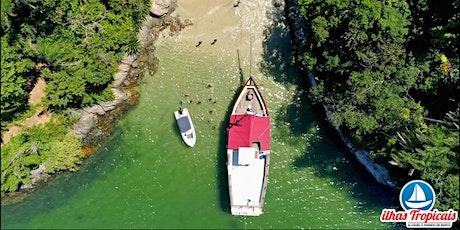 Passeio de Escuna nas Ilhas Tropicais ingressos