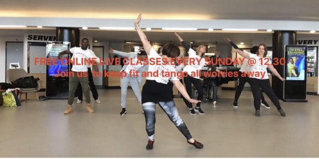 TANGO-FIT-AND-FUN: simple dancersise and serious work on your balance!  tickets