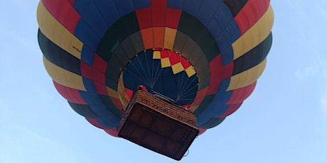 BOITUVA 2021 - Paraquedismo, Balonismo e Rafting ingressos