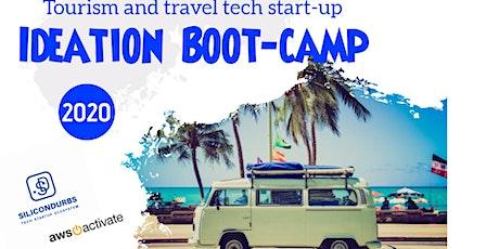 Tourism Tech Start-up Ideation Boot-camp tickets