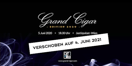 GRAND CIGAR - Edition 2020 /21- GALA Tickets