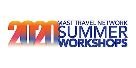 MAST Summer Workshop - Hoffman Estates, IL  - Thursday, August 13, 2020 tickets