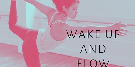 Wake Up & Flow tickets