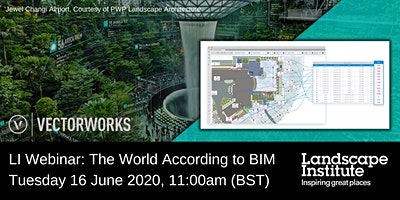 LI Webinar: The World According to BIM with Vectorworks