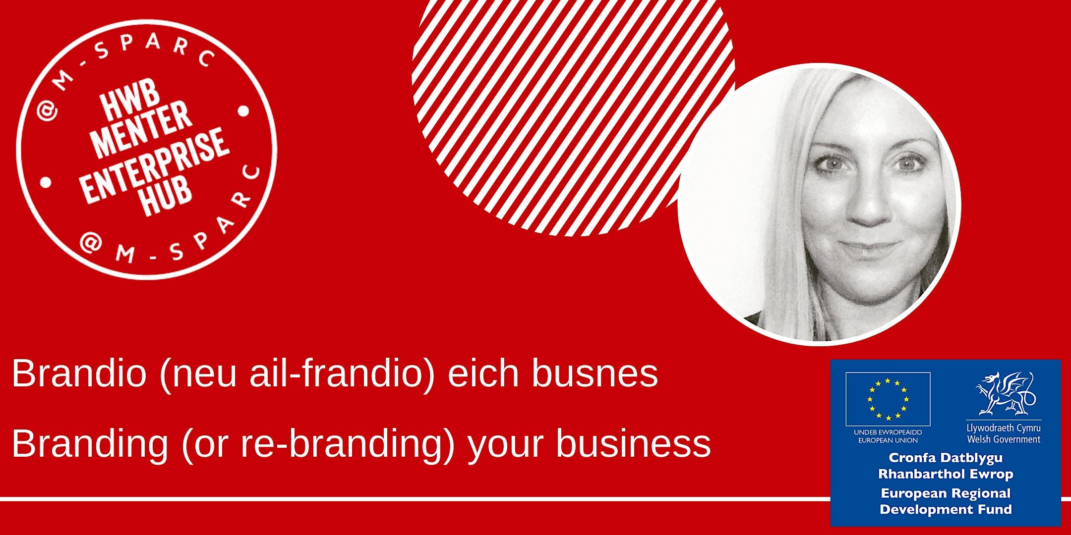 Covid-19:  Brandio eich busnes / Branding your business