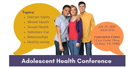 Adolescent Health Conference entradas