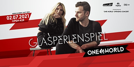 GLASPERLENSPIEL @ One World Opening Concert (Open Air) tickets