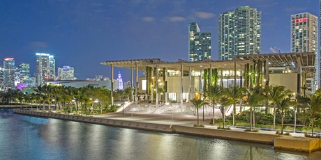Reception at the Pérez Art Museum Miami tickets